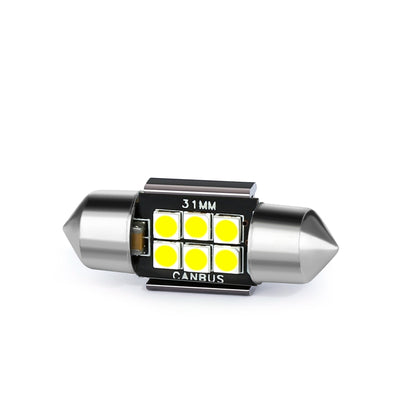 31mm 36mm 39mm 41mm 3030 6SMD Car Interior LED Light Bulb License Plate Light