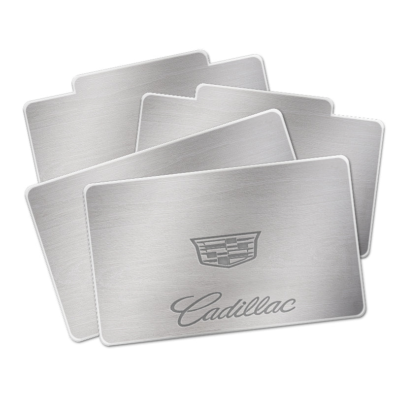 Cadillac Vehicle Illuminated Floor Mat Car Interior Lighting Decoration - Atmosphere Lights