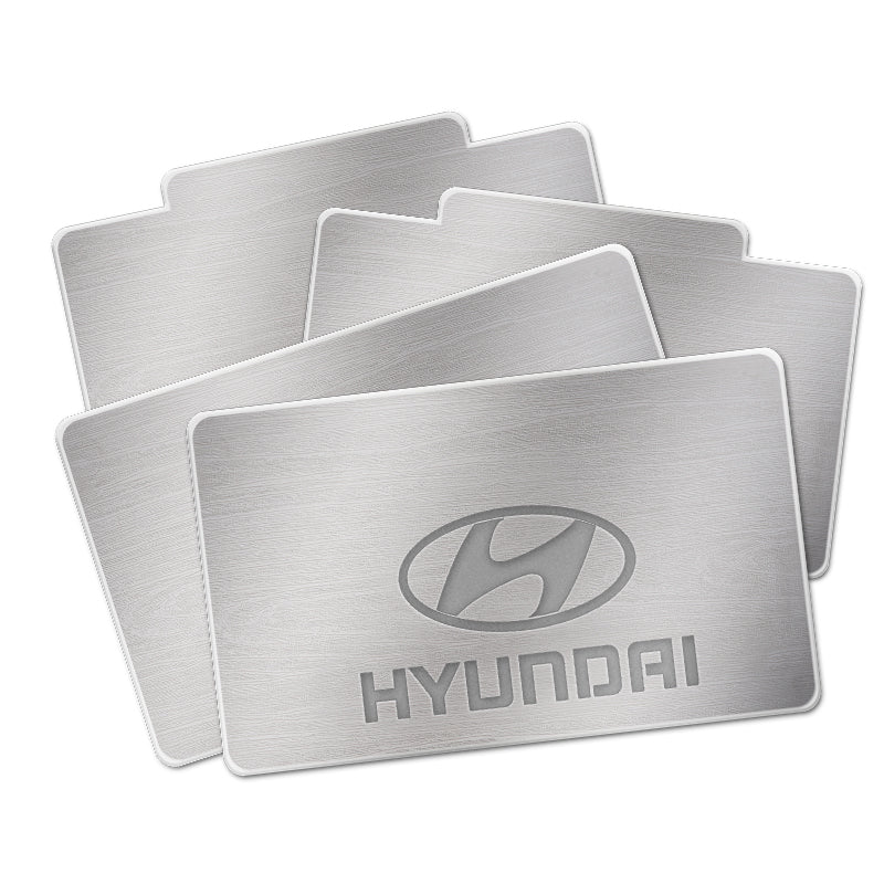 Hyundai LED Floor Mats