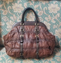 Load image into Gallery viewer, Prada Gaufre Antik Satchel