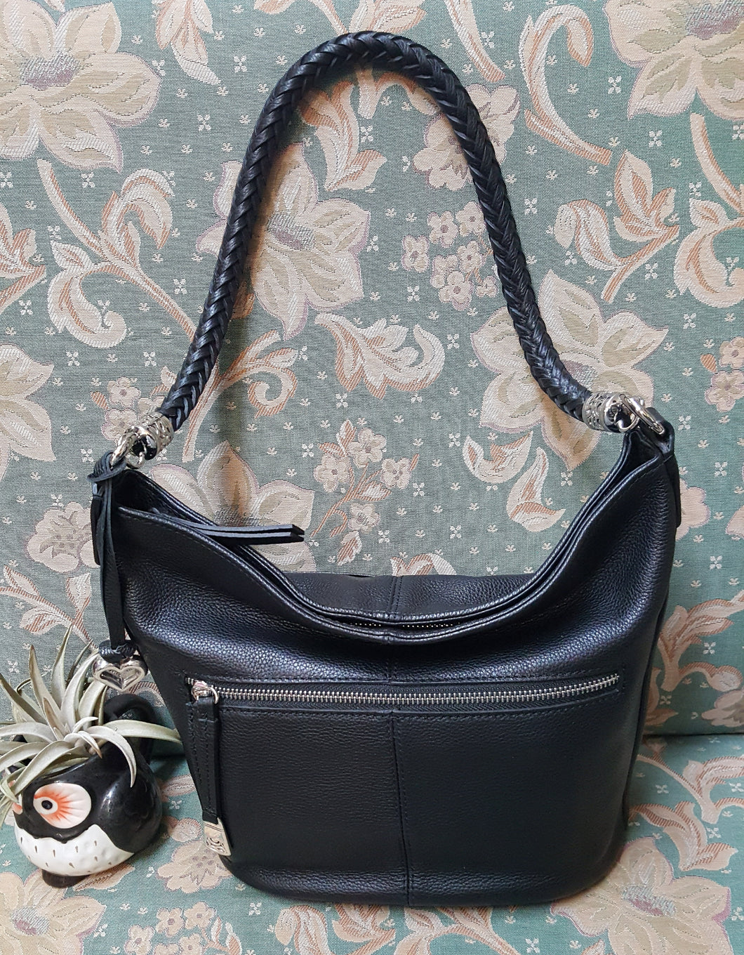 Brighton Beck Woven Strap Purse