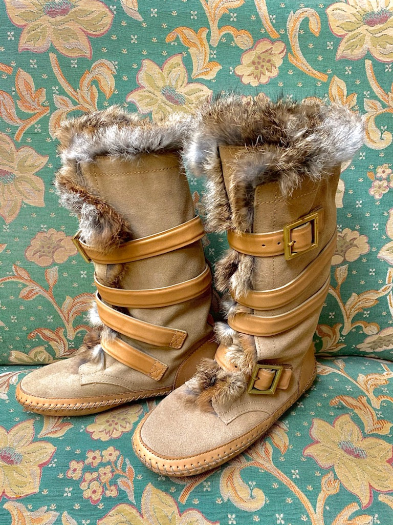 Tory Burch Cozy Boots