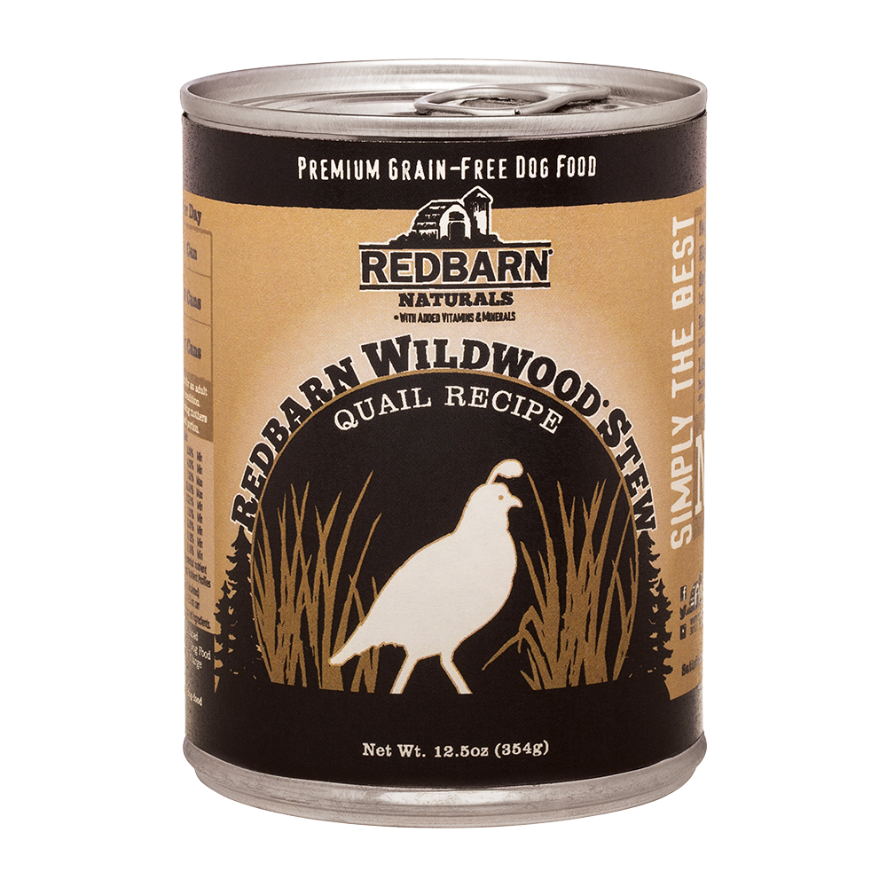 Quail Recipe Wildwood® Stew - In Store Only