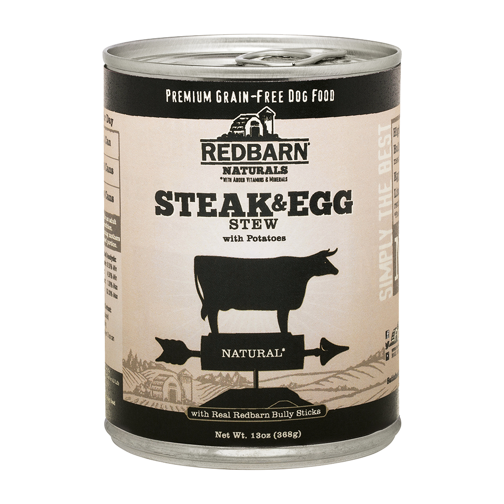 Steak & Egg Stew Recipe - In Store Only