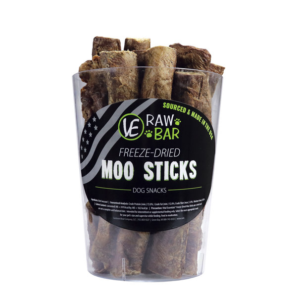 Freeze Dried Moo Sticks - In Store Only