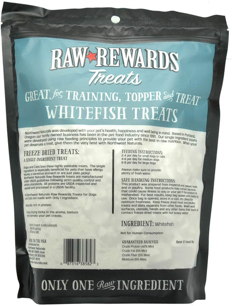 Raw Rewards - Whitefish