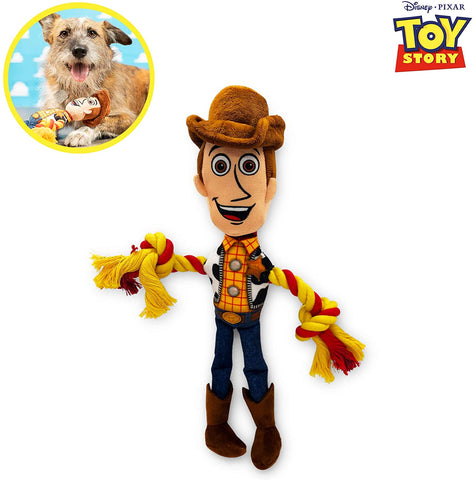 Woody Rope Toy