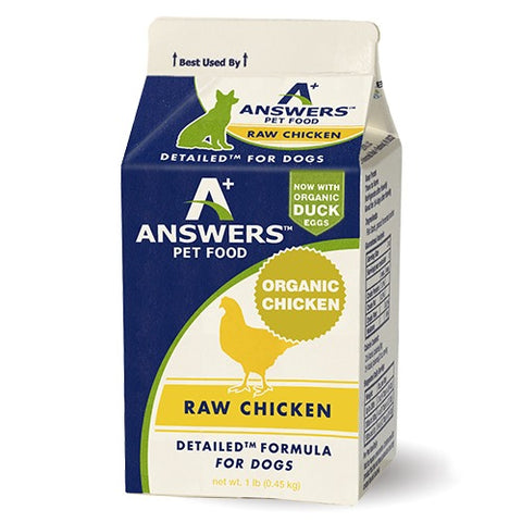 Detailed Raw Chicken - Dog - In Store Only