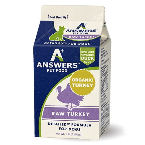 Detailed Raw Turkey - Dog - In Store Only