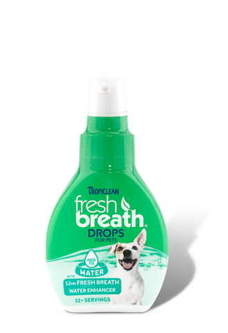 Fresh Breath Drops for Dogs