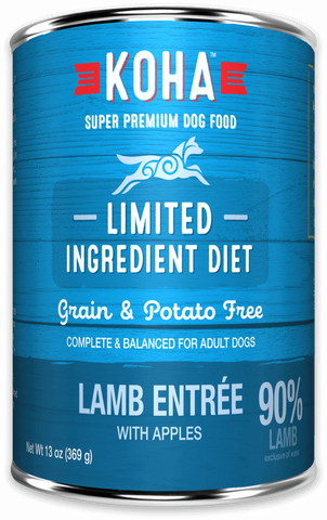 Limited Ingredient Diet Lamb Entrée for Dogs - In Store Only