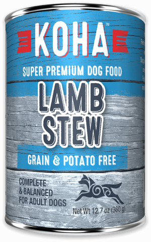 Minimal Ingredient Lamb Stew for Dogs - In Store Only
