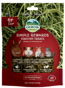 Simple Rewards Timothy Treats
