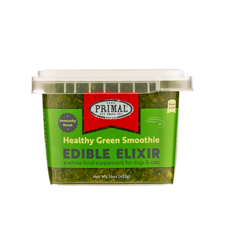 Edible Elixir - Healthy Green Smoothie - In Store Only