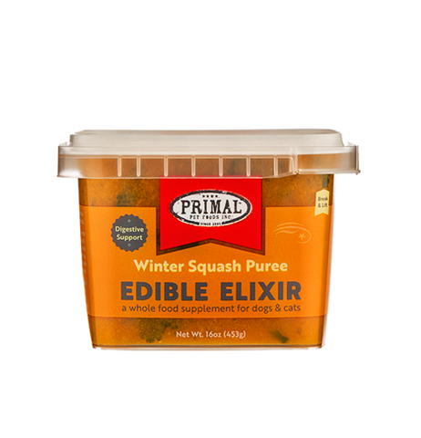 Edible Elixir - Winter Squash Puree - In Store Only