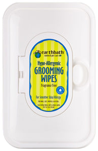 Grooming Wipes - Hypo-Allergenic