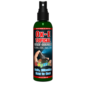Ox-E Topical Spray Solution 4 oz. - In Store Only
