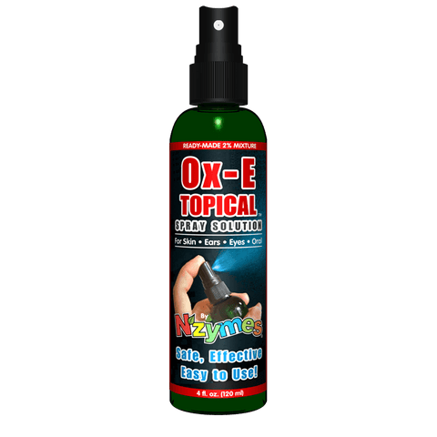 Ox-E Topical Spray Solution 4 oz. - By consultation or in-store only