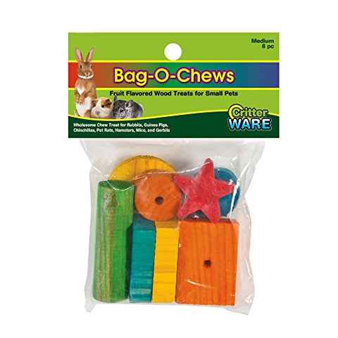 Bag O Chews Medium 8pc