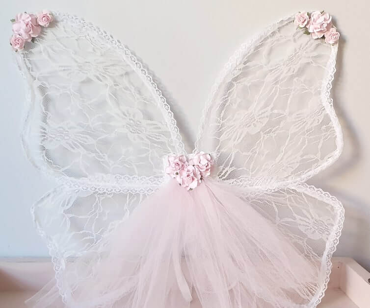 Shabby Chic Fairy Wings