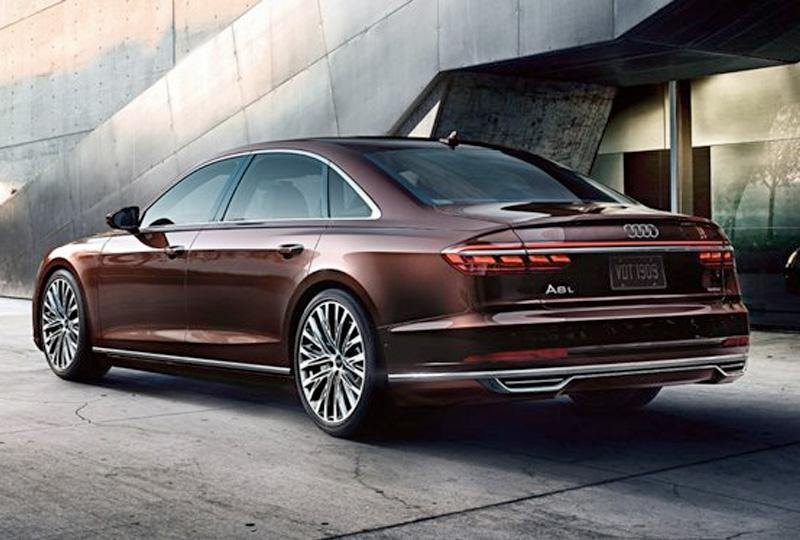 The new Audi A8 presents the future of the luxury class. | LFOTPP