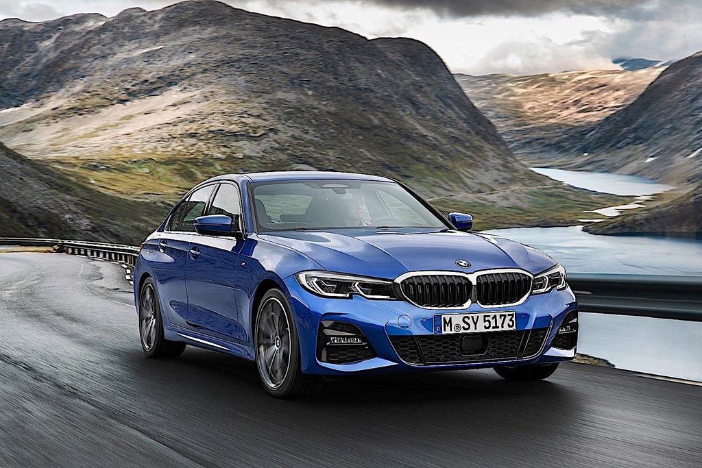 2019-2020 BMW 3 Series Maintenance Cycle Maintenance Time | LFOTPP