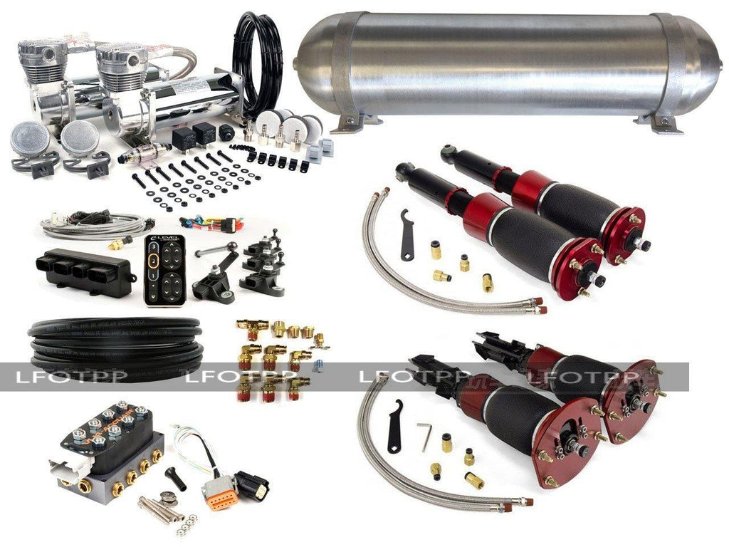 How to modify the pneumatic suspension? What is the principle of pneumatic suspension? | LFOTPP