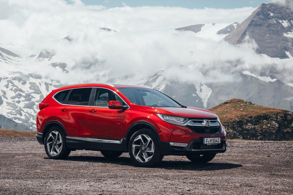 What is the performance of Honda CR-V? | LFOTPP