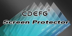 CDEFG Car Screen Protector