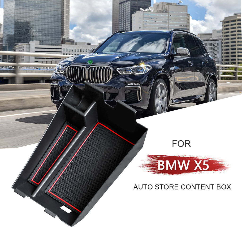 2019-2020-BMW-X5-X6-X7-Center-Console-Storage