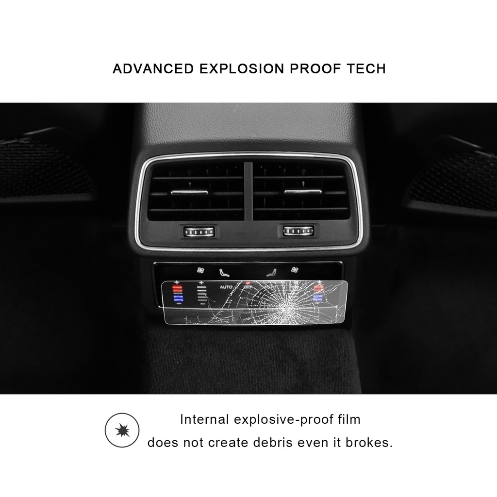 2019 Audi A6/A7 Rear Temperature Controlled Air Conditioning Film
