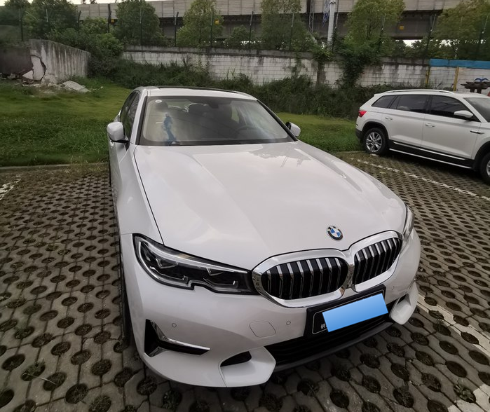2020 BMW 3 Series Modificación interior