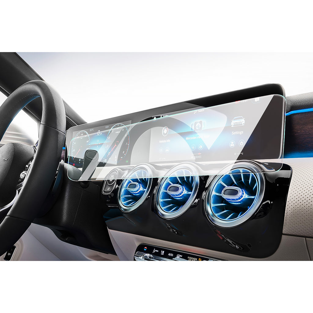 Ang 2019 Mercedes-Benz A-class Display Screen Protector