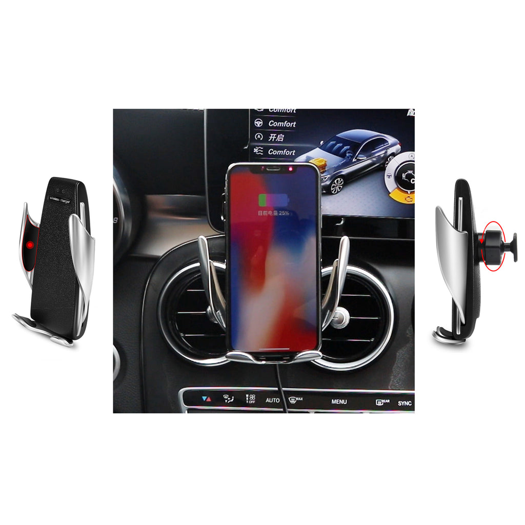 Mercedes-benz C-class Bracket Wireless Fast Charger