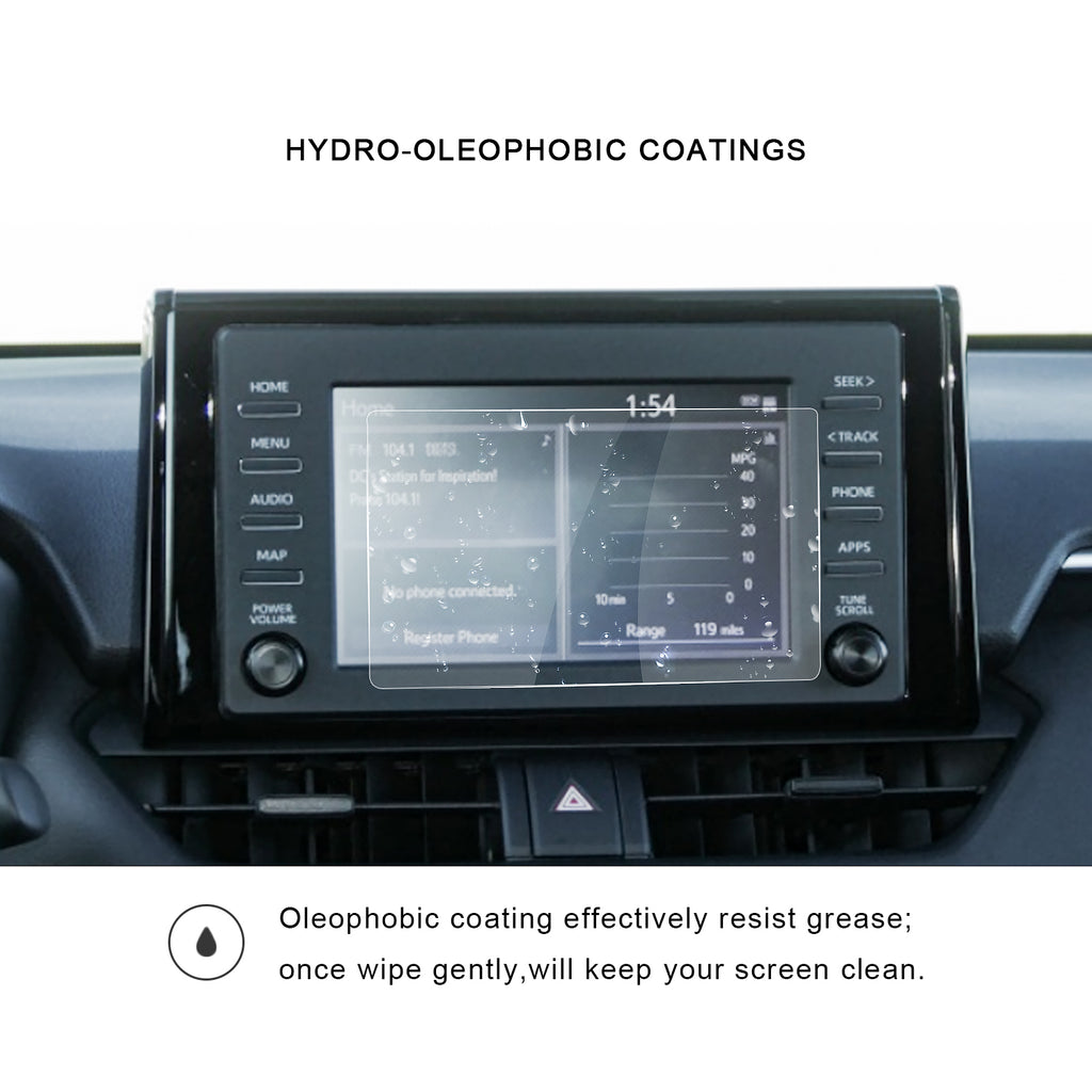 2019 Toyota Corolla 7-Inch Display Screen Protector