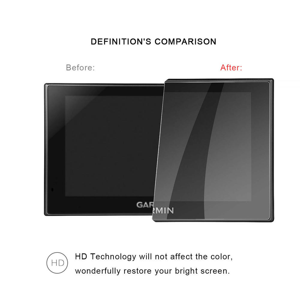 Garmin DriveTrack Protector Sgrion Screen 70 LMT