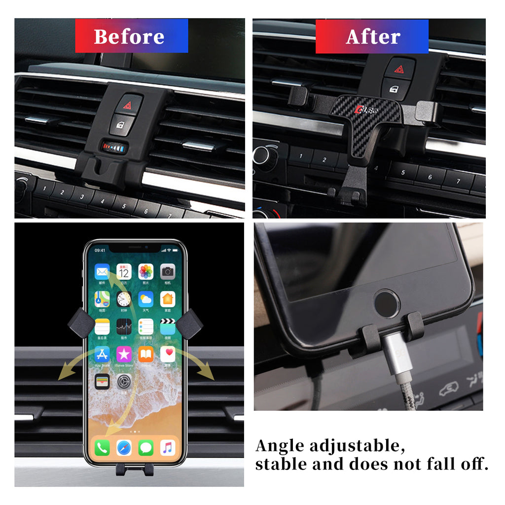 BMW-3-Series-F30-Phone-Holder-2013-2020,BMW-3-Series-Phone-Mount