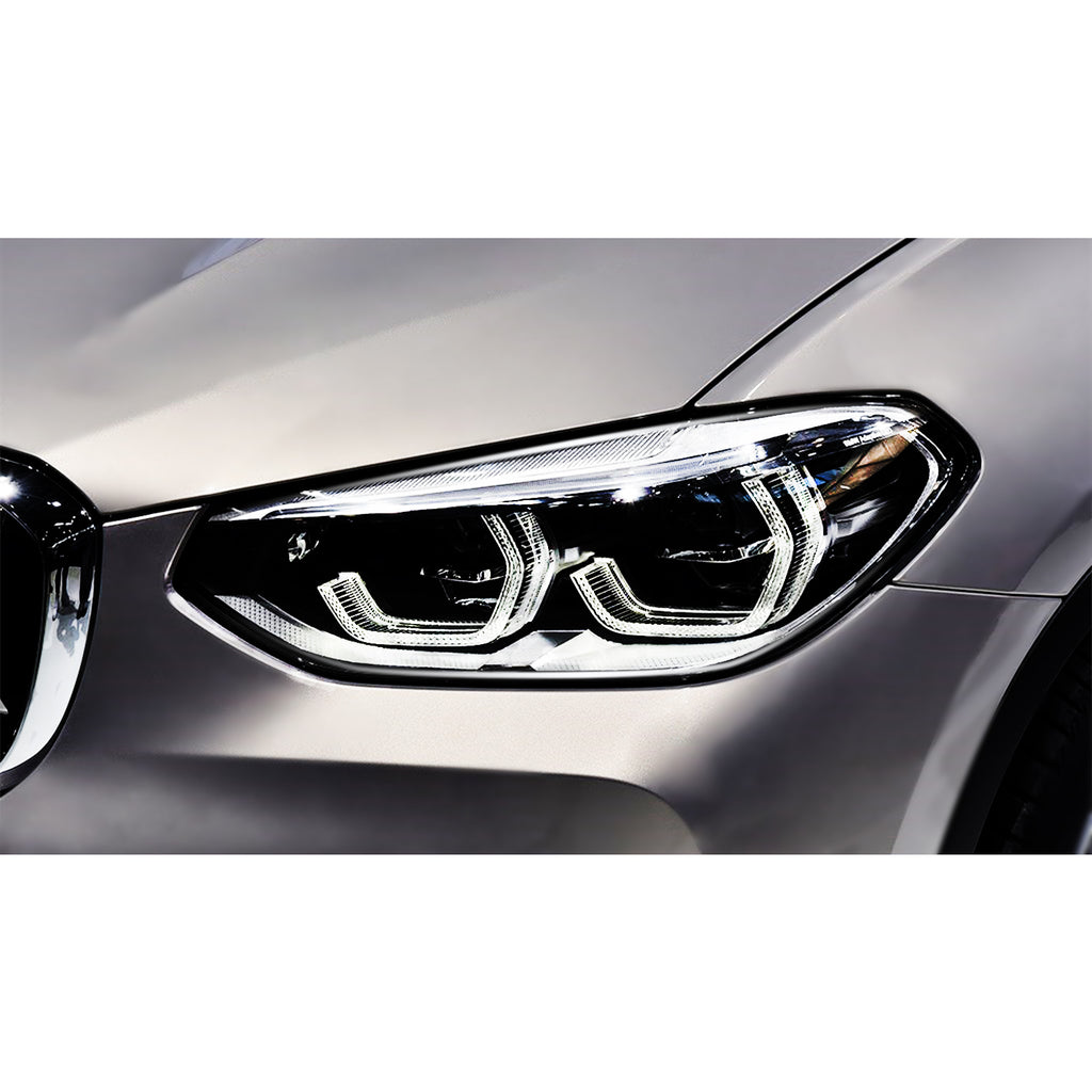 2018 BMW X3 Lampu PET Film