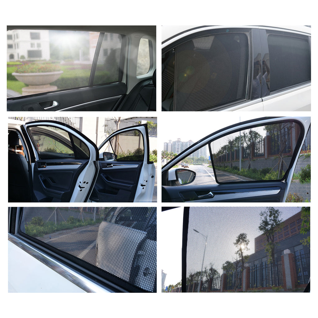 Car Magnetic Window Sunshade
