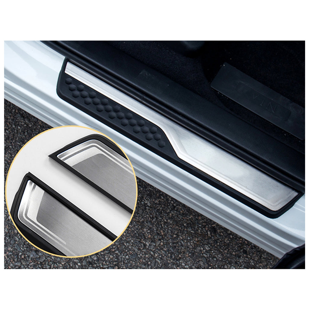 Honda-CRV-Interior-Accessories, CRV-Door-Sill-Guard-Scuff-Plate, CRV-Door-Entry-Guards-Cover-Cover-Protector