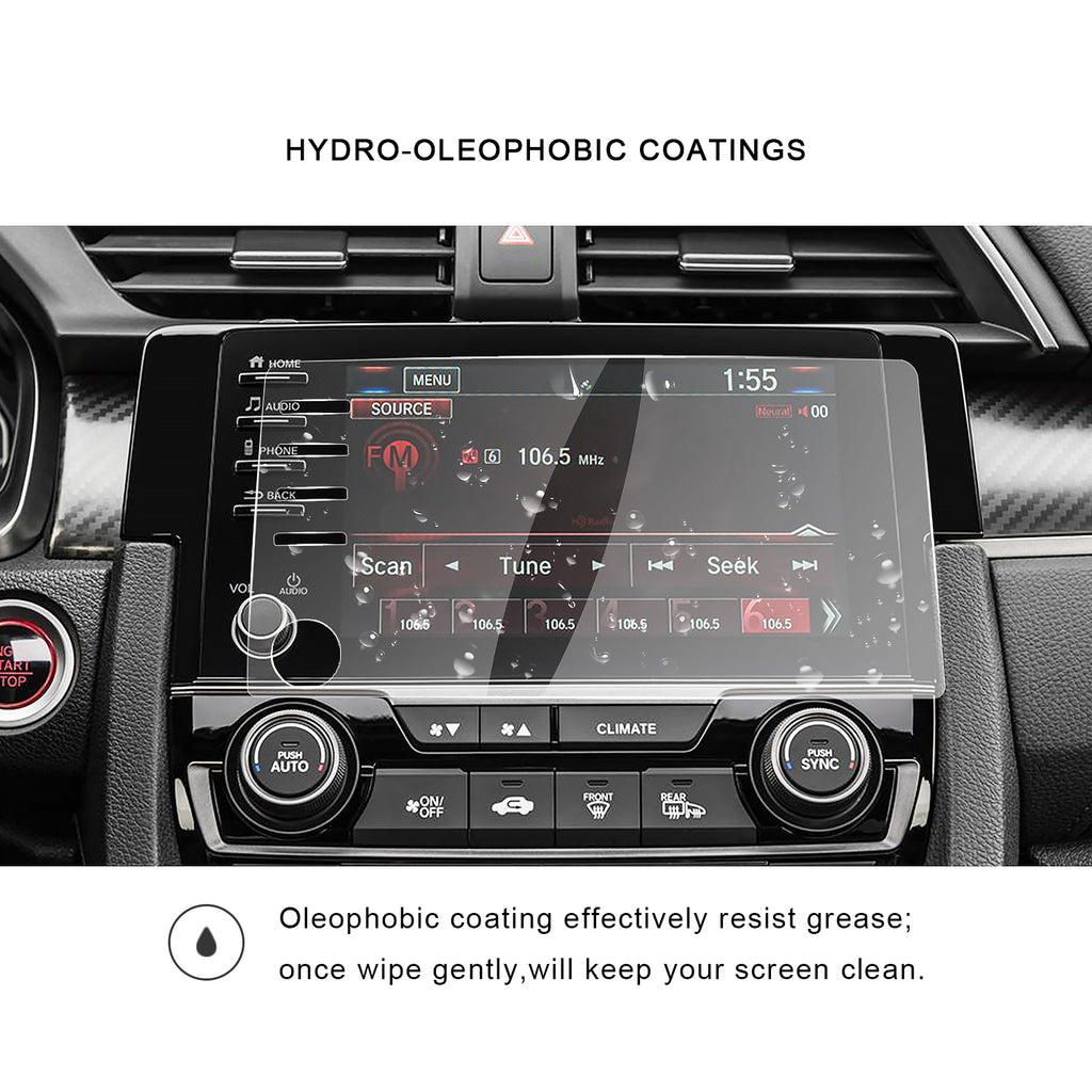 Honda Civic fylgihlutir Honda Civic Navigation Touch Screen Protector Film