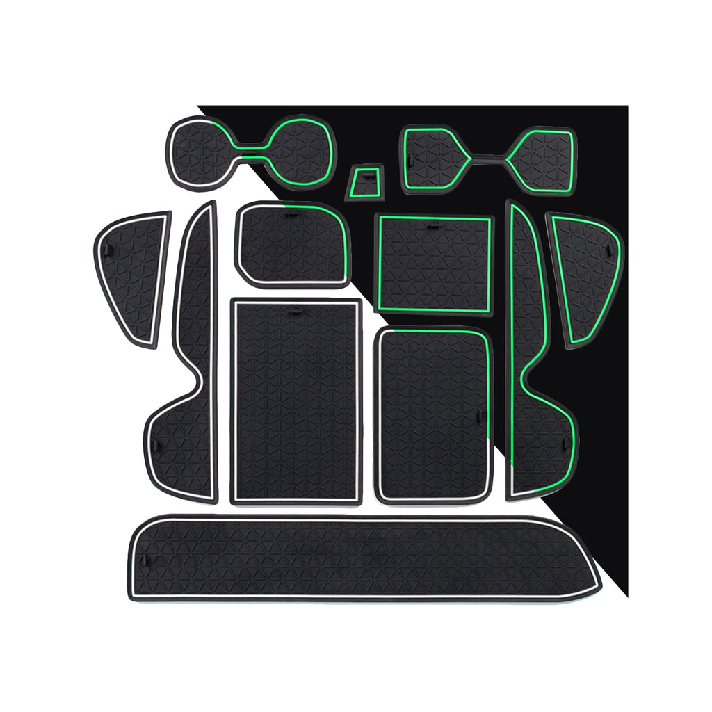 RAV4 Slot Mats Night Luminous ვერსია