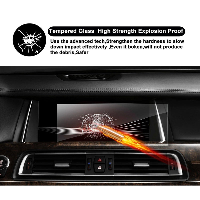 2008-2015 BMW 7 Series F01 F02 F04 10.2-Inch Navigation Display GPS Screen Flim Protector