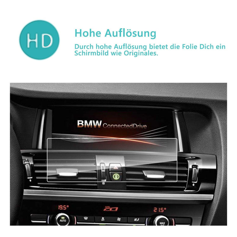 2009-2014 BMW X1/BMW X3/BMW X4/BMW X5/BMW X6 Navigation Display GPS Screen Protector(8.8-Inch) - LFOTPP