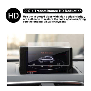 2011-2018 Audi A1/Audi S3/Audi Q3 Navigation Display GPS Screen Flim Protector(7-Inch) - LFOTPP