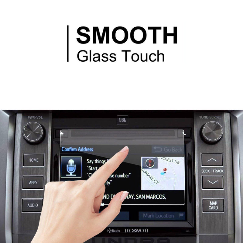 2014 2015 2016 2017 2018 Toyota Tundra Entune 7-Inch Display Screen Protector
