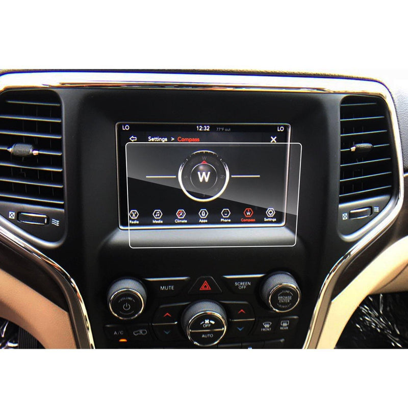 2014-2019 Jeep Grand Cherokee Uconnect 7-Inch Car Navigation Screen Protector