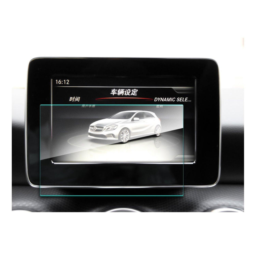 2014-2019 Mercedes Benz GLA-CLASS 7-Inch Navigation Screen Tempered Glass