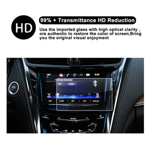 2015-2018 Cadillac CTS 8-Inch CUE Infotainment Interface Screen Protector
