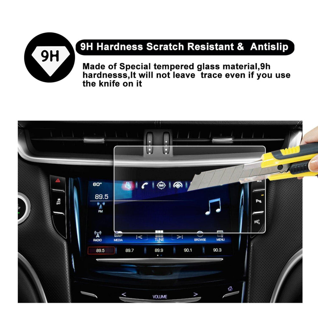 2015-2018 Cadillac XTS 8-Inch Display Navigation Screen Protector - LFOTPP